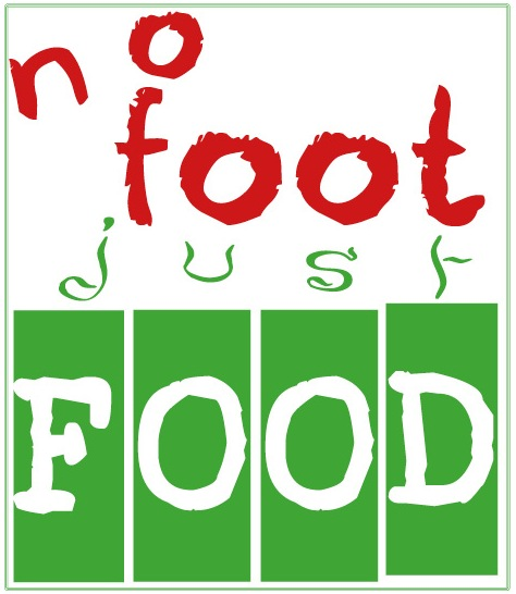 no Foot just Food