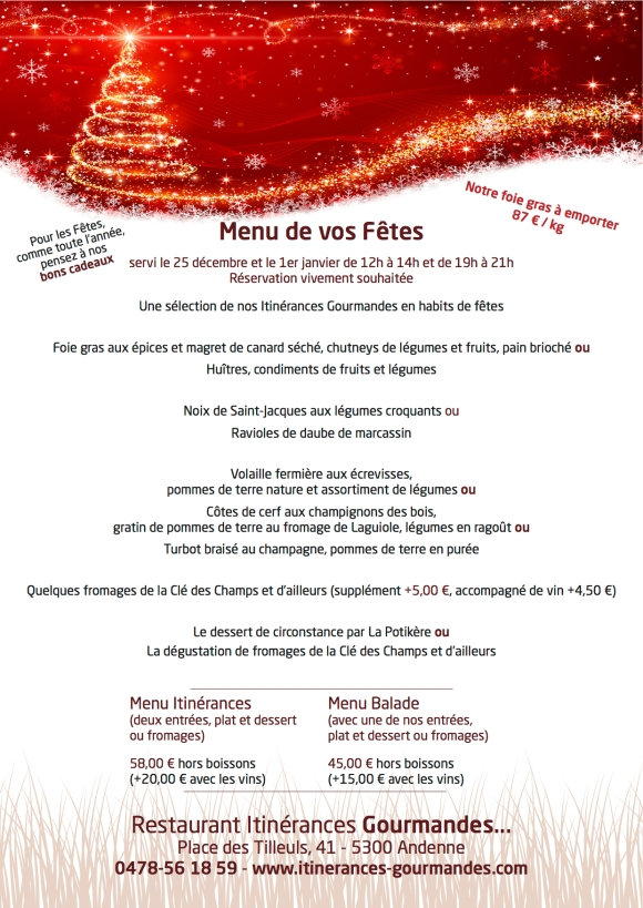 Itinerances Gourmandes-20141225020150101-menu